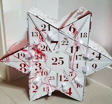 ESTEE LAUDER The Beauty Countdown Christmas Advent Calendar  - Empty