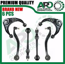 MAZDA 6 GG GY 02-07 Front Upper Lower Left & Right Control Arms With Ball Joints