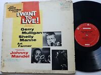 """GERRY MULLIGAN - The Jazz Combo From """"I Want To Live!"""" 1958 MONO Cool Jazz"""