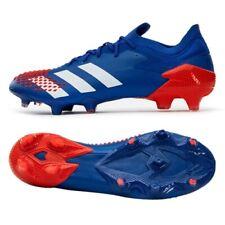 Adidas Predator Mutator 20.1 L Fg Football Shoes Soccer Cleats Blue/Red Fv3549