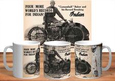 JetJet Tasse Cup Mug for fur Indian Motorcycle Fan v5