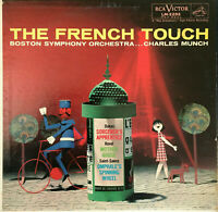 RCA LM 2292 *SHADED DOG 1S/1S* THE FRENCH TOUCH *BSO MUNCH* EX+/NM