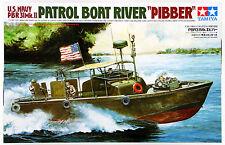 "Tamiya 35150 US Navy PBR31 MkII Patrol Boat River ""Pibber""  1/35 scale kit"