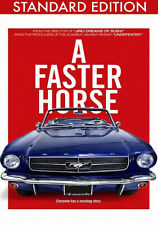 FASTER HORSE (STANDARD EDITION) - DVD - Region Free - Sealed