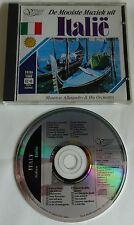 wereldmuziek MAURIZIO ALLESANDRO & HIS ORCHESTRA De mooiste muziek uit Italie CD