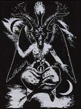 Symbole Baphomet  Patch/Aufnäher 601493 #