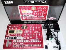 Korg ElecTribe SX ESX-1 SD Synthesizer w/box, 2GB Card, Universal Adapter #739
