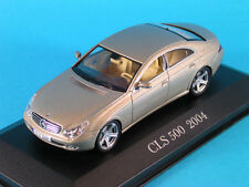 MERCEDES-BENZ 500 CLS DE 2004 1/43ème