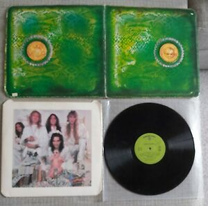 ALICE COOPER-BILLION DOLLAR BABIES-ORIGINAL UK ISSUE LP ON WARNER BROS-1973-VG