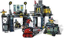 6860 LEGO The Batcave w/ 5 minifigs (Robin, Poison Ivy, Bane, Bruce Wayne) - New