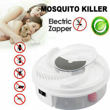 Electric Fly Mosquito Killer Lamp Bug Zapper Fly Catcher Insect Trap USB Cable