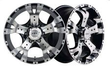 "16"" CSA Jackal Wheels & All Terrain Tyre LAND CRUISER 78 79 80 100 SERIES TTF"
