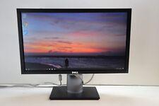 """Monitor LCD de pantalla ancha de Dell 23"""" U2311Hb USB LED Full HD DP DVI VGA Grado B"""