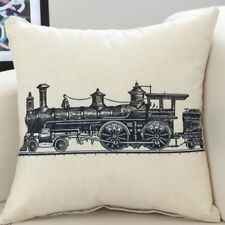 Vehicles Decorative Cushion Covers