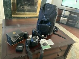 Canon EOS-7D Camera/Lens Package