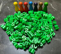 Game Parts Pieces People Weekly Trivia 1984 Parker Brothers 157 $ 7 Pawns