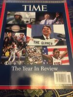 TIME Special Collector's Edition THE YEAR IN REVIEW 2005 Time Annual  ~