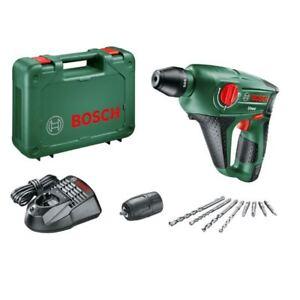 Bosch 12 Volt Akku-Bohrhammer Uneo mit 1x Akku 2,5 Ah