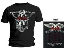 Aerosmith - Big Wings Group - T-Shirt - Size L - Neu