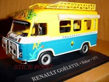 Renault GOELETTE TAXI CAB Dakar (Senegal) 1975 1:43!!! buenas condiciones!!!