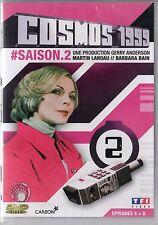 COSMOS 1999 - Intégrale kiosque - Saison 2 -  dvd 2  -  Episodes 5 à 8 - NEUF