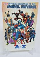 Official Handbook of the Marvel Universe Volume 2 Marvel TPB New Trade Paperback