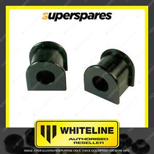 Whiteline Rear Sway bar mount bush for JEEP CHEROKEE XJ GR CHEROKEE ZG ZJ WJ WG