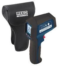 New REED Instruments R2310 Infrared Thermometer Laser Temperature Gun