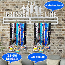 Metal Steel Medal Holder Medal Hanger Display Rack for Running Sports Gift