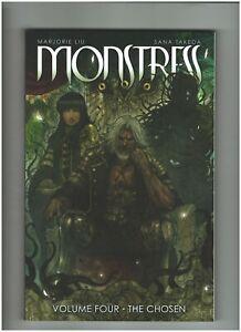 Monstress Volume 4- The Chosen TPB/Graphic Novel NM- 9.2 Image 1st Print