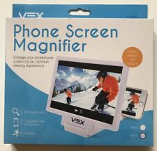 Phone Screen Magnifier Stand (BLACK)