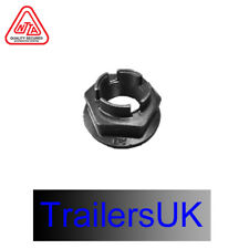 1 x GENUINE BPW 41mm Socket One Shot Trailer Brake Drum Hub Nut 52mm Flange