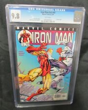 Iron Man #V3 #41 (2001) Frank Tieri Story CGC 9.8 V636