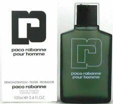 PACO RABANNE POUR HOMME 3.4 oz/100 ml Eau de Toilette Spray Hombre Nuevo En Caja