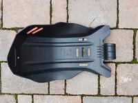 protección del motor NEGRO KTM EXC-F SX-F SXF 450 500 HUSQVARNA FC FE