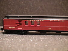 MICRO-TRAINS 148 00 080 CP CANADIAN PACIFIC HEAVYWEIGHT MAIL BAGGAGE PASSENGER