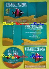 CD ESTATE ITALIANA 7 compilation PROMO 2006 BENNATO BERTè TOZZI (C5) no mc lp
