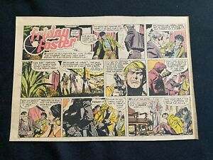#03 FRIDAY FOSTER by James Lawrence Sunday Tabloid Half Page February 7, 1971