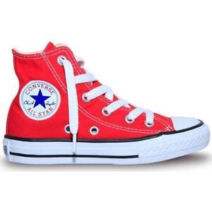 Scarpe da bambino rossa Converse | Acquisti Online su eBay