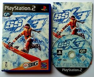 SSX 3 | Sony Playstation 2 PS2