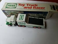1988 Hess Gasoline Fuel Oils Toy Truck only .Original Box - Great Condition