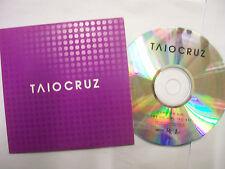 TAIO CRUZ Come On Girl – 2008 UK CD Card Sleeve PROMO  – Hip hop - BARGAIN!