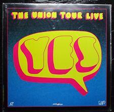Yes - The Union Tour Live - Laserdisc