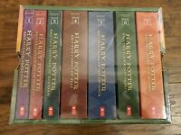 New Harry Potter Paperback Boxed Set Complete Series Books J.K.Rowling Book 1-7