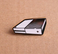 Xbox One Limited Edition Console White promo Pin from Gamescom 2015