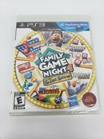 Family Game Night 4: The Game Show Sony PlayStation 3 ps3 New Factory Sealed