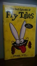 Rare Fly Tales Best Of VHS Canadian Animated Shorts Teletoon Cartoon Network