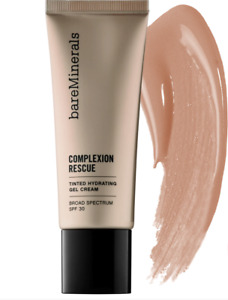 bareMinerals Complexion Rescue Tinted Hydrating Gel Cream Spice 08 1.18 oz New