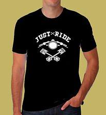 CAFE RACER T Shirt Rocker Brat Tee BSA TRIUMPH T-shirt moto motard classique