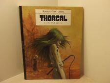 Thorgal par Rosinski et Van Hamme L'intégrale 2, N&B, Niffle EO 2003